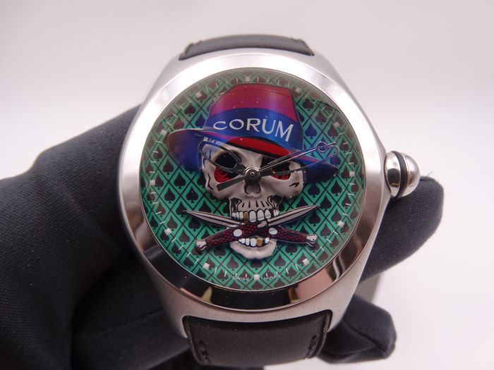 Corum - Bubble Gangster 2007 Collector Series - 08.0001 Limited Edition - Unisex - 2011-nu