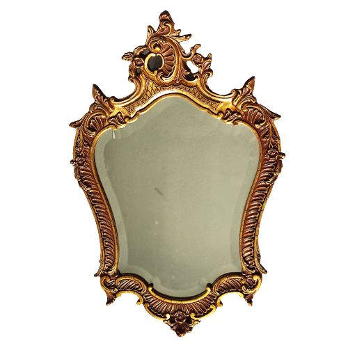 Gilt carved mirror - Wood - Early 20th century
