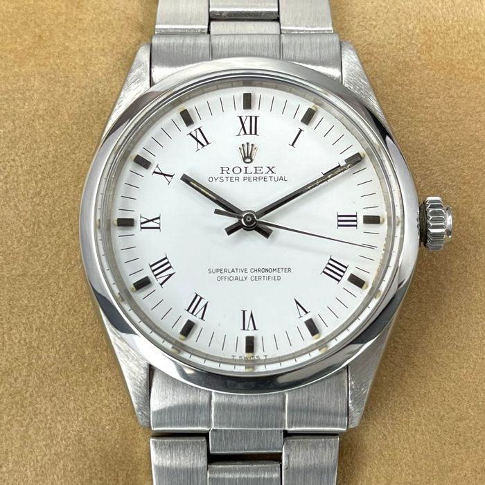 Rolex - Oyster Perpetual - 1002 - 中性 - 1971