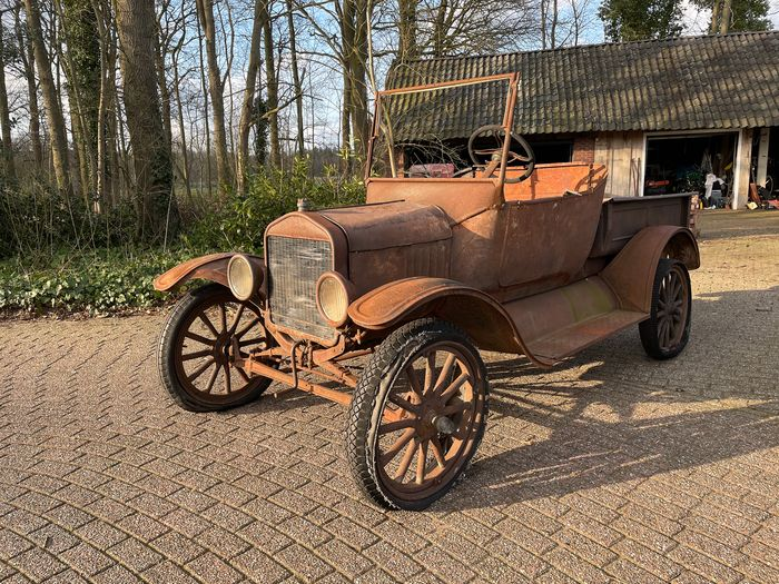 Ford USA - Model T Pick Up - 1923