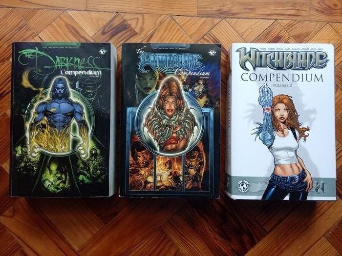 Witchblade / Darkness - Compendium Collection - Paperback