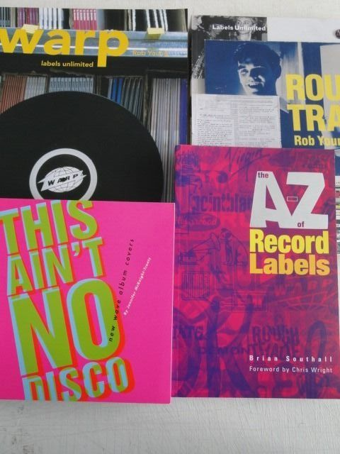 Rob Young, Brian Southall e.a. - Rough Trade - Warp - This ain't no disco - The A-Z of record labels - 2000/2006