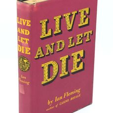 Ian Fleming - Live and Let Die - 1954