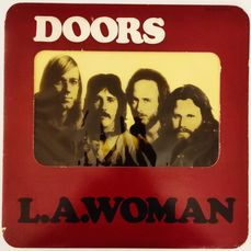 Doors - L.A. Woman [1st U.S. Pressing] - album LP - 1971