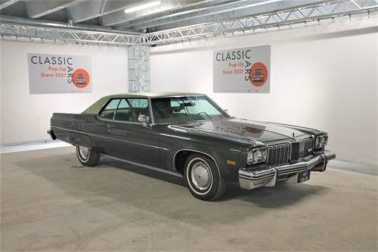 Oldsmobile - 98 Coupe - 1974