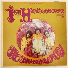 Jimi Hendrix Experience - Are You Experienced [1st U.S. Stereo Pressing] - album LP - 1967