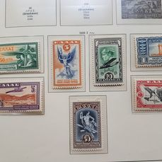 Grekland 1933/1945 - With Better Sets like Airmail - Michel