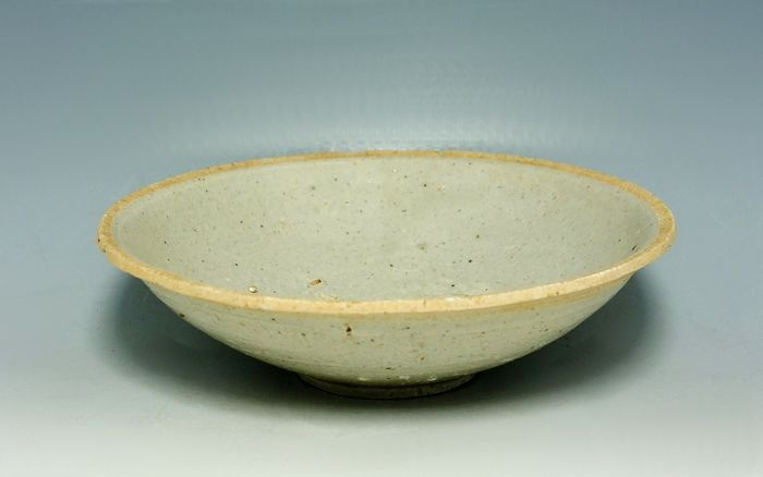 Ancient Chinese Ceramic Song Dynasty Glazed Bowl - 149mm diam