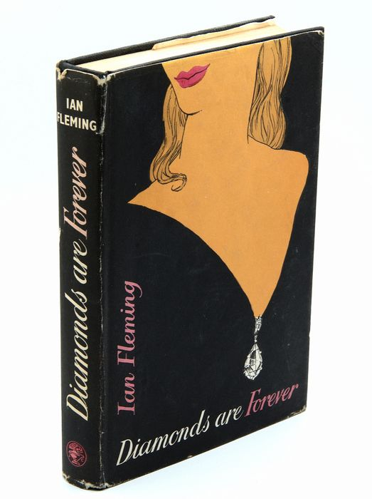 Ian Fleming - Diamonds Are Forever - 1956