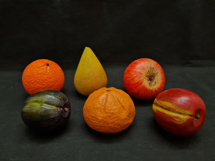 Fruit in marble - Marmo