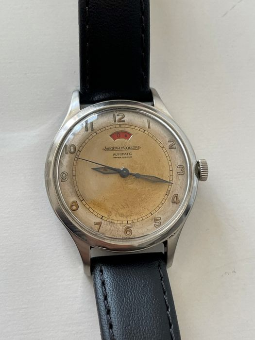 """Jaeger-LeCoultre - """"NO RESERVE PRICE"""" - 549818 - Heren - 1960-1969"""