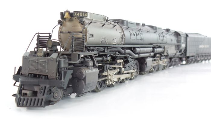 "Märklin H0 - 37995 - Stoomlocomotief met tender - Serie 4000 ""Big Boy"" - Union Pacific Railroad"