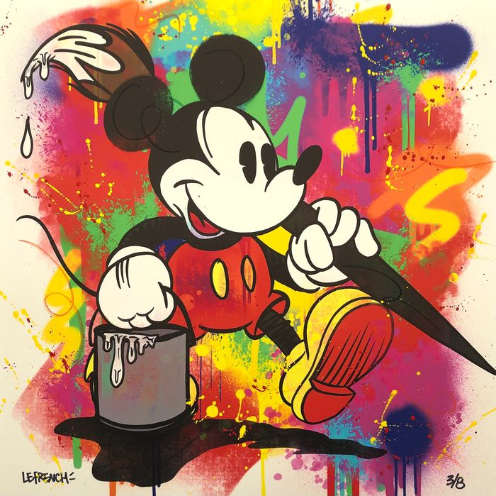 LeFrench - Street Mickey