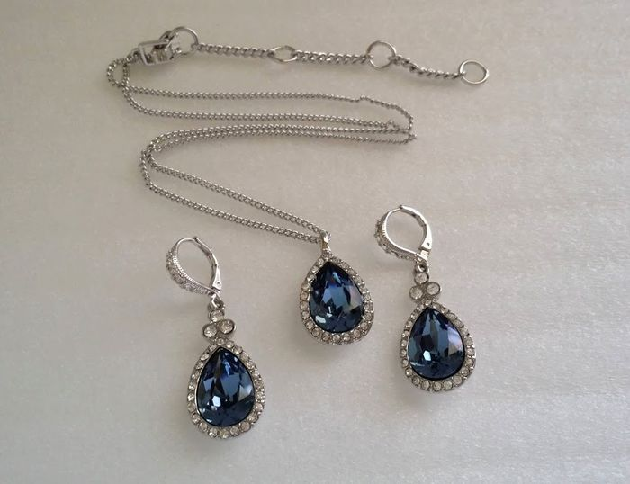 Givenchy - Necklace & Earrings - Schmuck-Set