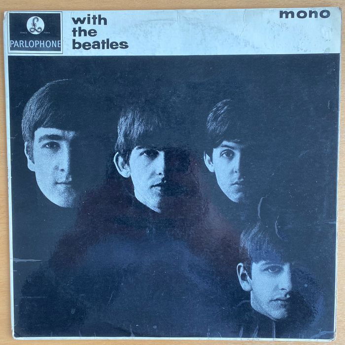 Beatles - With The Beatles [UK mono pressing] super Quality - LP album - 1963/1963