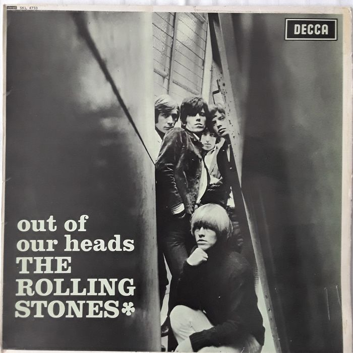 Rolling Stones - Out of our heads [UK Stereo Pressing] - LP album - 1965