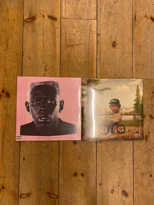 Tyler, The Creator - Igor || Wolf || Limited Edition || Mint & Sealed !!! - Diverse Titel - LP's - 2014/2019