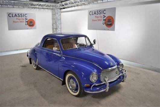 DKW - F 3=6 Coupe - 1957