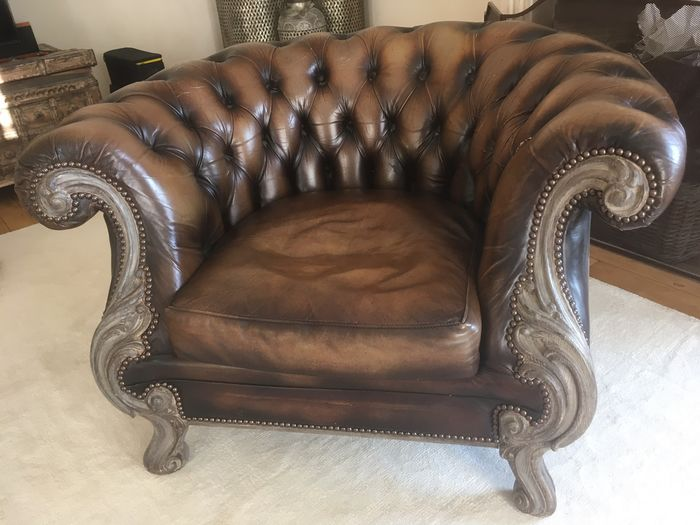 Chesterfield Style - Fauteuil