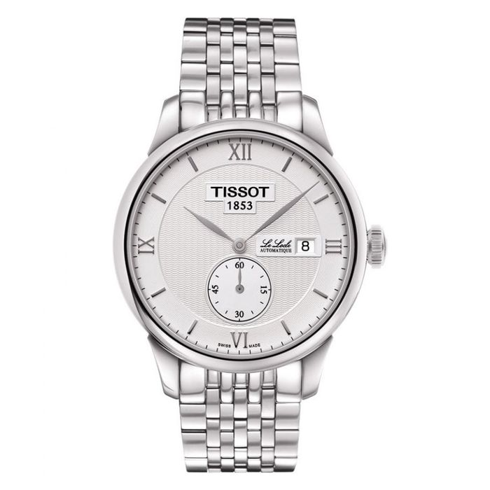 Tissot - T-Classic Le Locle Stainless Steel Bracelet - T0064281103801 - Uomo - 2011-presente