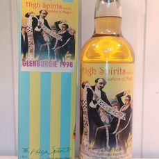 Glenburgie 1998 21 years old Masters of Magic - High Spirits - b. 2019 - 70cl
