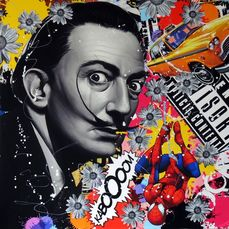 Thierry Auger (1968) - Dali