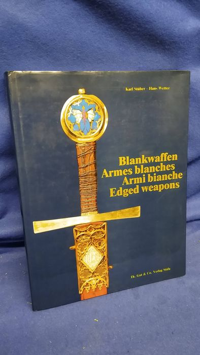 Duitsland - 20e eeuw - Blankwaffen / Armes blanches / Armi bianches / Edged weapons - Boek