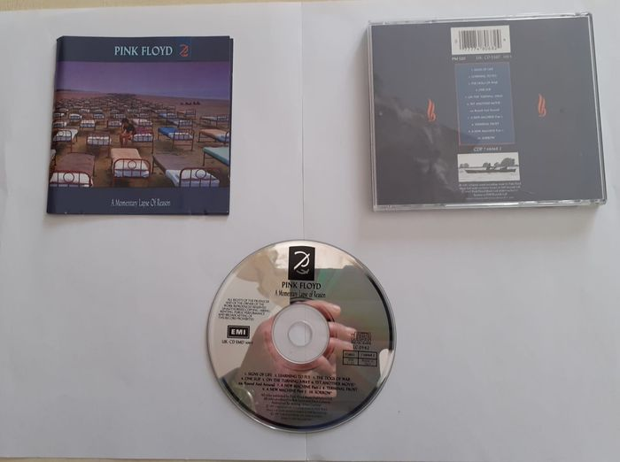 Pink Floyd - Pink Floyd CD-Collection - Différents titres - CD Box set, CD's - 1988/2005