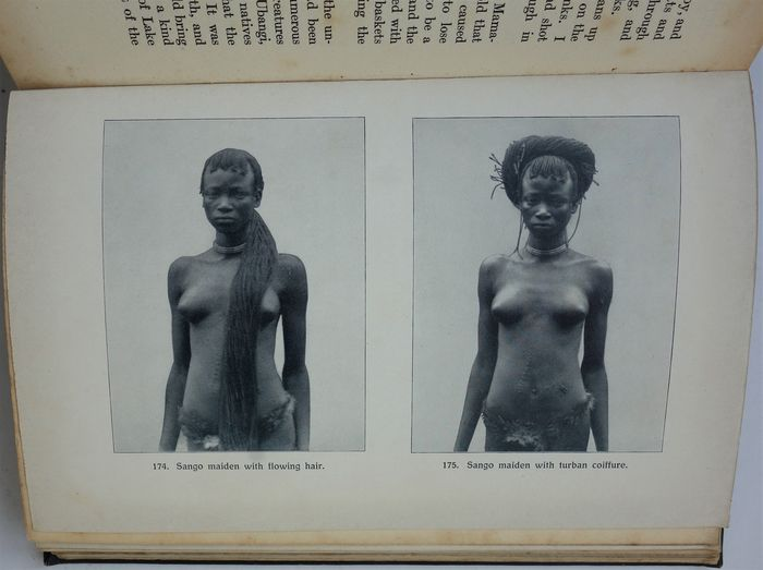 Adold Friedrich Duke of Mecklenburg - From the Congo to the Niger and Nile - 1913