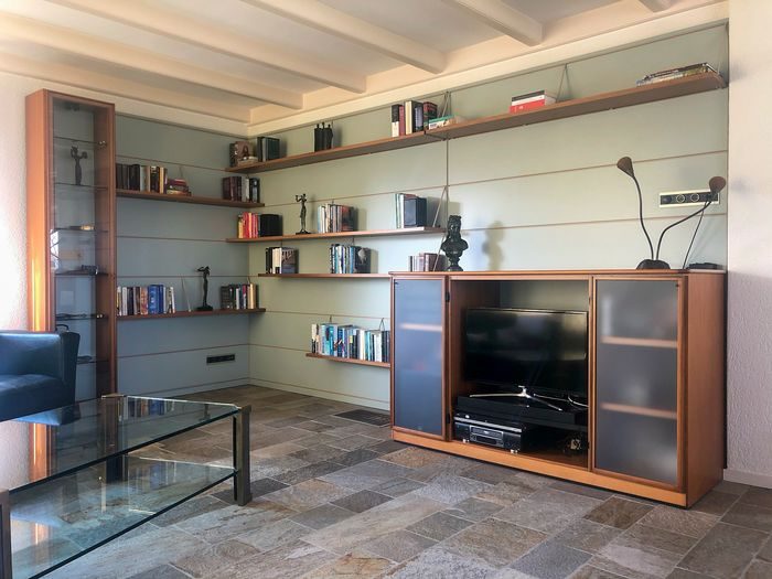 Molteni - Wall unit, Sideboard, Display case - Abso 505