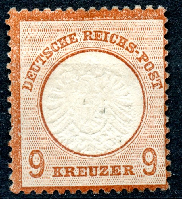 Empire allemand - No 30, unused, photo expert finding from BPP (German Federation of Philatelic Experts)