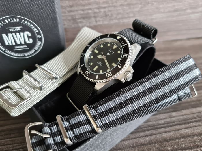 MWC - Military Combat Hybrid limited edition - SUB/PVD/B/Q - Heren - 2011-heden
