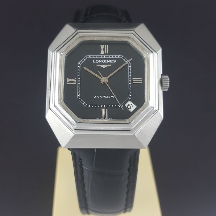 """Longines - Automatic - """"NO RESERVE PRICE"""" - 4817.4 - Homme - 1970-1979"""