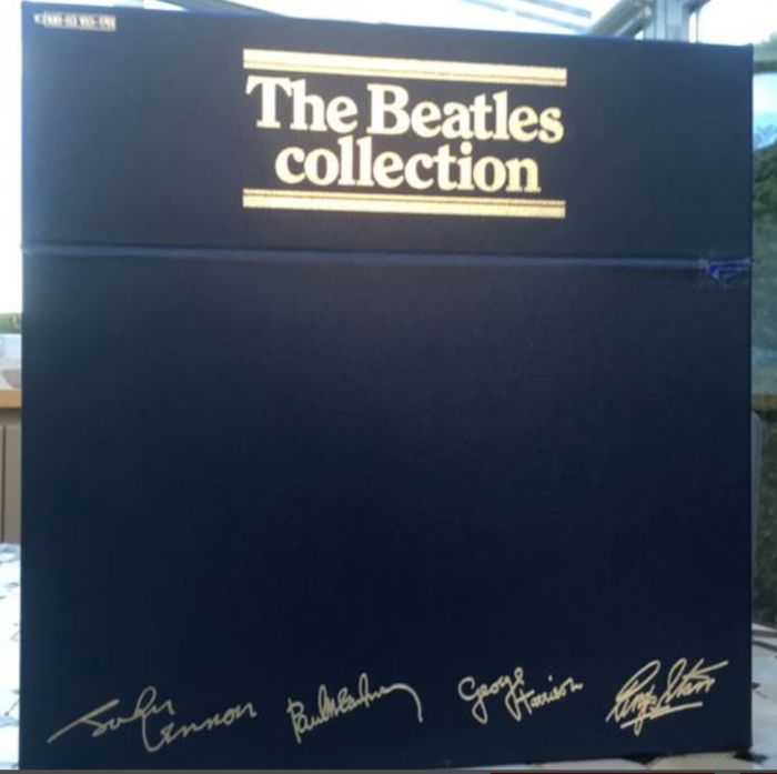 Beatles - The Beatles Collection - 13 x LP Albums - LP's - 1982/1982