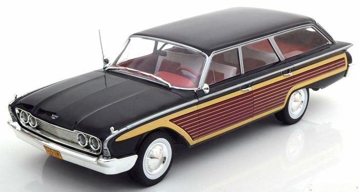 Model Car Group - 1:18 - Ford Country Squire ,,, 1960 ///