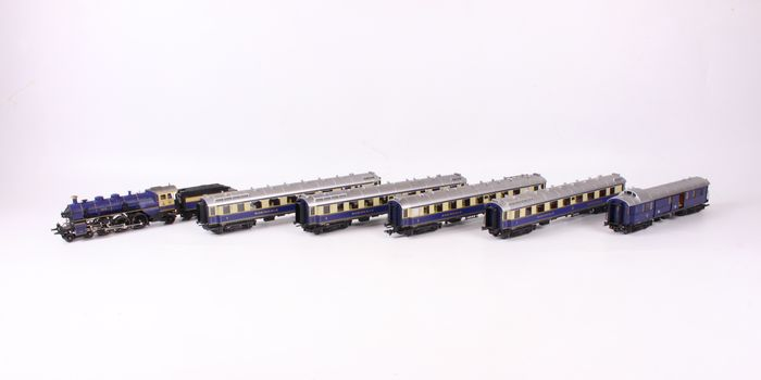 Märklin H0 - 26750 - Train set - Rheingold set (locomotive needs to be checked) - DRG