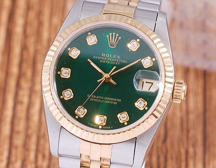 Rolex - Oyster Perpetual Datejust - 68273 - Donna - 1990-1999