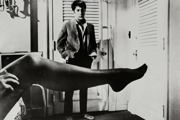 """Avco Embassy Pictures - (2x) Dustin Hoffmann in """"The Graduate"""", 1967"""