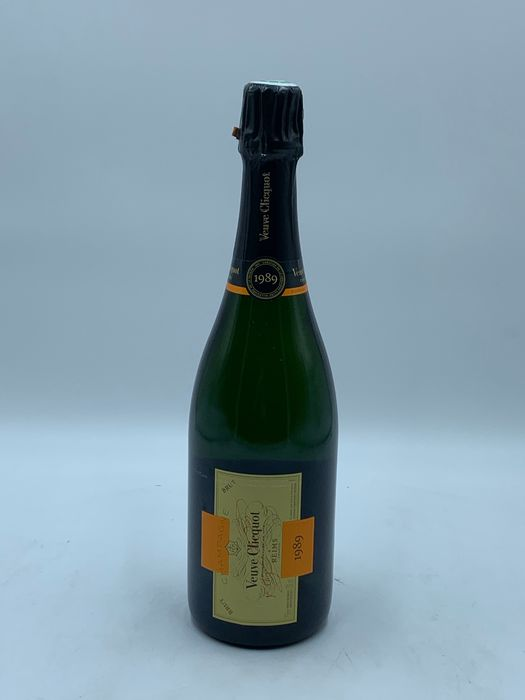 1989 Veuve Clicquot Private Cellar - Σαμπάνια Brut - 1 Bottle (0,75L)