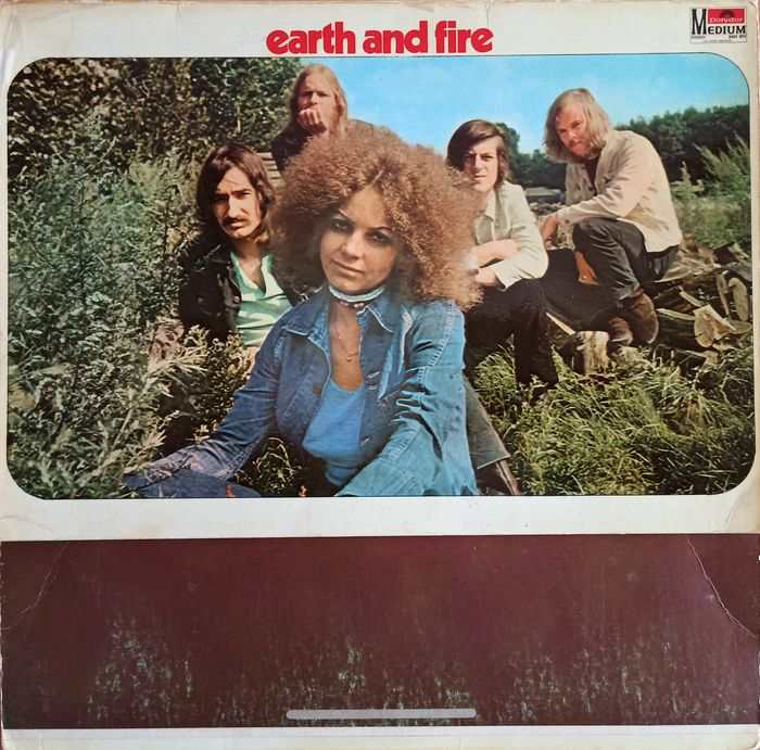 Earth & Fire - Earth and fire - LP Album - 1970/1970
