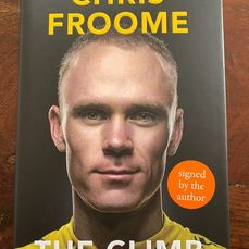 Cykling - Chris Froome - Bok