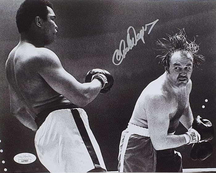 Boxing - Chuck Wepner - Photograph