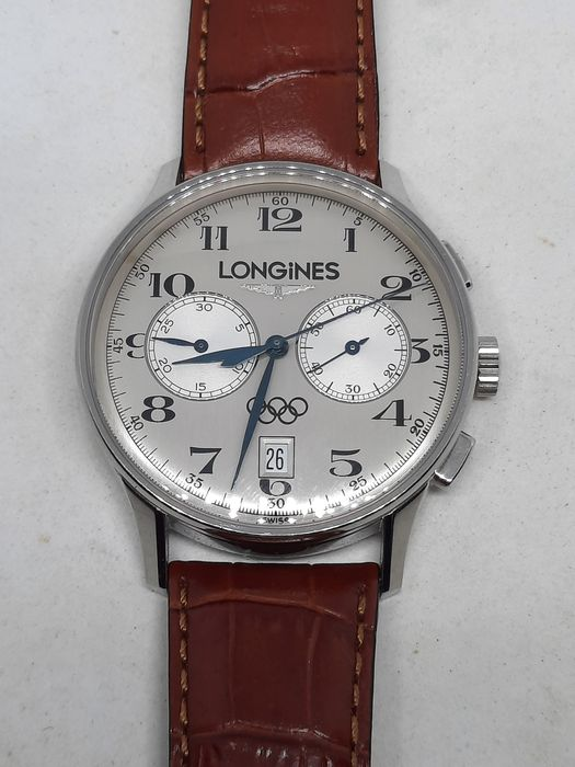 Longines - OLYMPIC collection - L2.650.4 - Uomo - 2000-2010