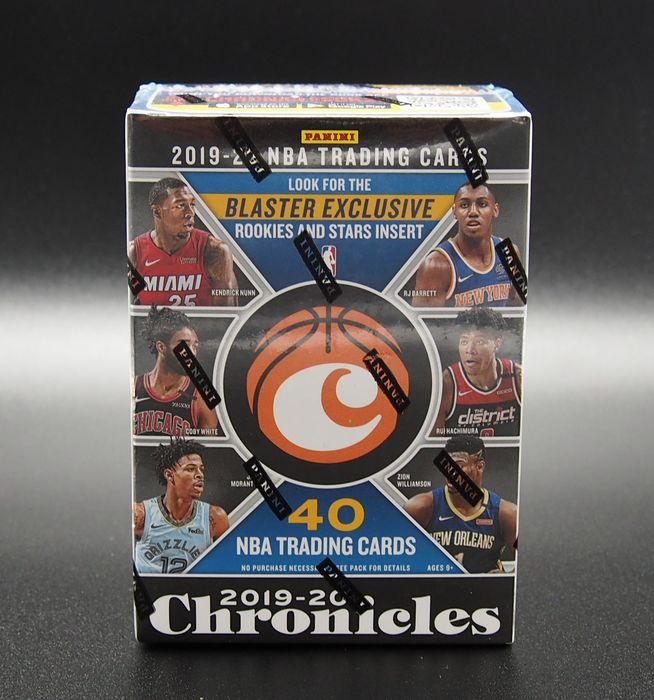 2019/20 Panini Chronicles Blaster Box