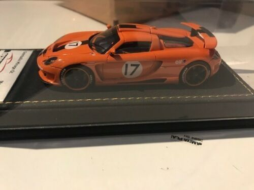 Tecnonmodel - 1:43 - Porsche Gemballa Mirage GT #17 Orange Limited Edition 09/10