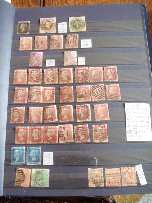 British Commonwealth 1840/2000 - and Italy. Two interesting collections - Michel