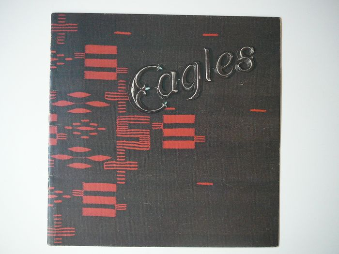Eagles - official tourbook - Book - 1977/1977
