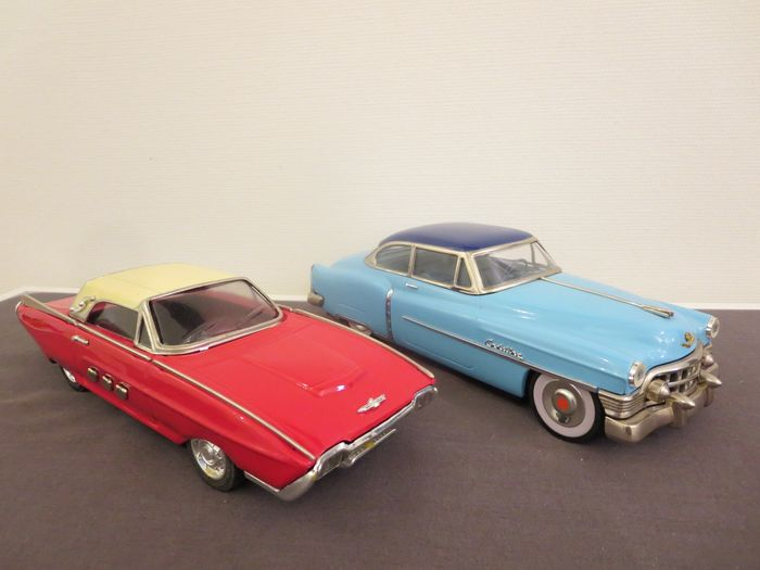 unbranded - Auto Cadillac + Ford - 1960-1969 - Japan and china