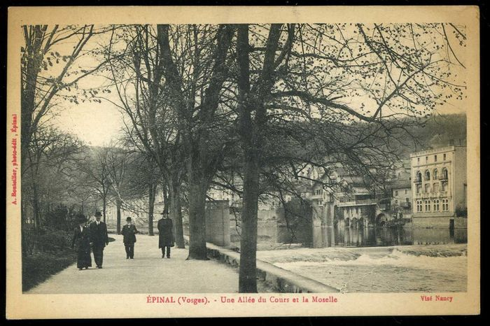 France - 88 Epinal Vosges - Postcards (Collection of 140) - 1900-1991