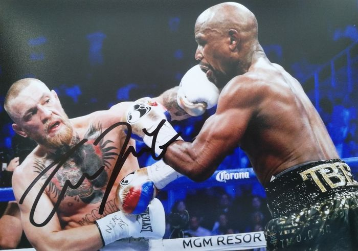 Ultimate Fighting Championship - UFC - Conor McGregor - 2019 - Photograph